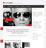SympalPress-Lite